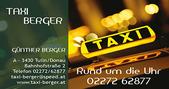 Taxi und Mietwagen Berger e.U.